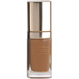 Dolce & Gabbana The Foundation Perfect Luminous Liquid Foundation лек кадифен фон дьо тен за озаряване на лицето цвят No. 170 Golden Honey  30 мл.
