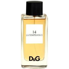 Dolce & Gabbana D&G Anthology La Temperance 14 toaletná voda tester pre ženy 100 ml