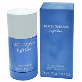 Dolce & Gabbana Light Blue Pour Homme dezodorant w sztyfcie dla mężczyzn 75 g