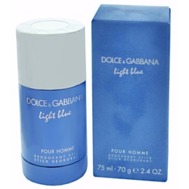 Dolce & Gabbana Light Blue Pour Homme Deodorant Stick voor Mannen 75 gr