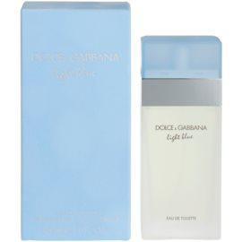 Dolce & Gabbana Light Blue woda toaletowa dla kobiet 50 ml