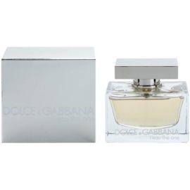 Dolce & Gabbana L'Eau The One eau de toilette nőknek 75 ml