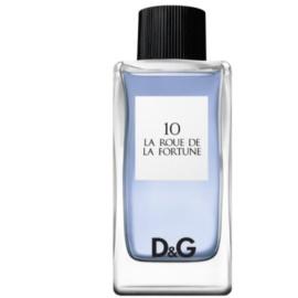 Dolce & Gabbana D&G La Roue de la Fortune 10 Eau de Toilette Damen 100 ml