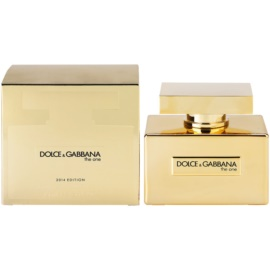 Dolce & Gabbana The One 2014 Eau de Parfum for Women 75 ml