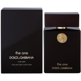 Dolce & Gabbana The One Collector's Edition toaletna voda za moške 50 ml