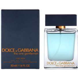 Dolce & Gabbana The One Gentleman Eau de Toilette für Herren 50 ml