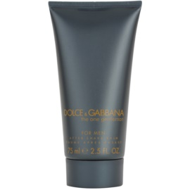 Dolce & Gabbana The One Gentleman balzám po holení pro muže 75 ml