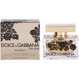 Dolce & Gabbana The One Lace Edition Eau de Parfum for Women 50 ml