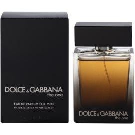 Dolce & Gabbana The One for Men Eau de Parfum für Herren 50 ml
