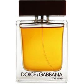 Dolce & Gabbana The One for Men туалетна вода тестер для чоловіків 100 мл