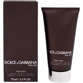 Dolce & Gabbana The One for Men After Shave balsam pentru barbati 75 ml