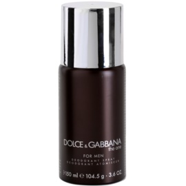 Dolce & Gabbana The One for Men deospray pro muže 104,5 g