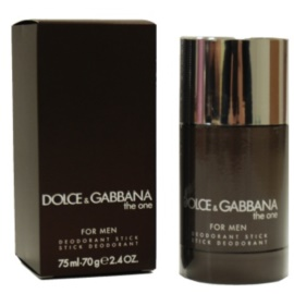 Dolce & Gabbana The One for Men deostick pre mužov 75 ml