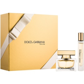 Dolce & Gabbana The One set cadou XII.