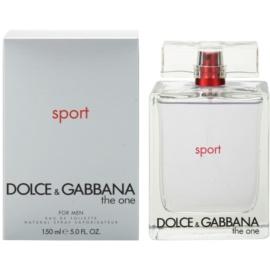 Dolce & Gabbana The One Sport for Men toaletní voda pro muže 150 ml