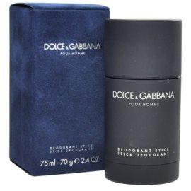 Dolce & Gabbana Pour Homme deostick pro muže 75 ml
