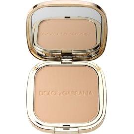 Dolce & Gabbana The Powder kompaktní pudr se štětečkem odstín 02 Natural Glow 15 g