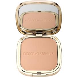 Dolce & Gabbana The Powder kompaktní pudr se štětečkem odstín 03 Soft Blush 15 g