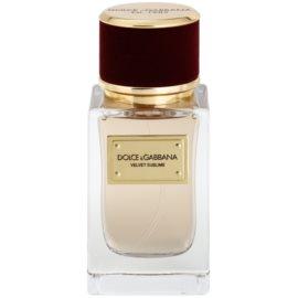 Dolce & Gabbana Velvet Sublime parfémovaná voda tester unisex 50 ml