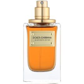 Dolce & Gabbana Velvet Exotic Leather woda perfumowana tester dla mężczyzn 50 ml