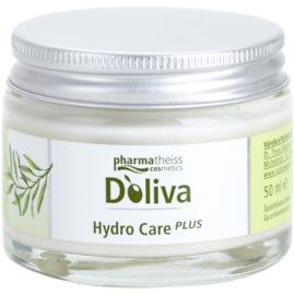 Doliva Basic Care leichte feuchtigkeitsspendende Creme für das Gesicht  50 ml