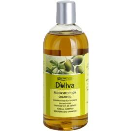 Doliva Basic Care szampon wzmacniający  500 ml