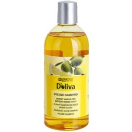 Doliva Basic Care Shampoo für mehr Volumen  500 ml
