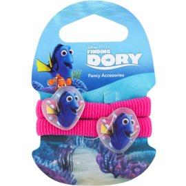 Dory Fancy Accessories Haargummis aus Baumwolle ab 3 Jahren  2 St.