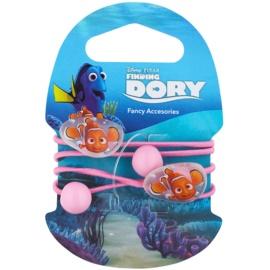 Dory Fancy Accessories Dunne Haarelastiekjes  tot 3 Jaar   4 st