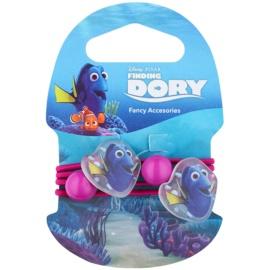 Dory Fancy Accessories Elastice colorate pentru păr de 3 ani  4 buc