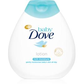 Dove Baby Rich Moisture beruhigende Hautmilch  200 ml