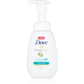 Dove Revitalising Pear Shower Foam With Aromas Of Pears  200 ml