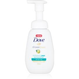 Dove Revitalising Pear sprchová pena s vôňou hrušky  200 ml