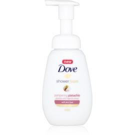 Dove Pampering Pistachio sprchová pěna pistácie a magnólie  200 ml