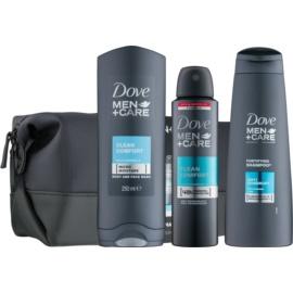 Dove Men+Care Clean Comfort lote cosmético II.