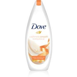 Dove Cashmere Smooth hranilni gel za prhanje  250 ml