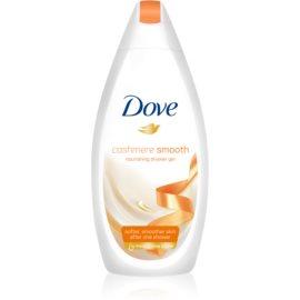 Dove Cashmere Smooth hranilni gel za prhanje  500 ml