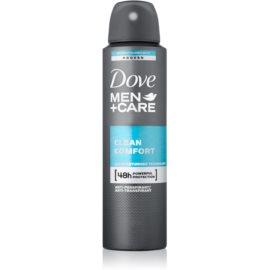 Dove Men+Care Clean Comfort Anti - Perspirant Deodorant Spray 48h  150 ml