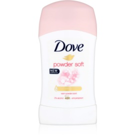 Dove Powder Soft festes Antitranspirant 48h  40 ml