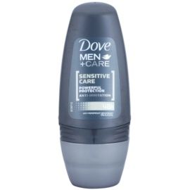 Dove Men+Care Sensitive Care antiperspirant roll-on 48h  50 ml