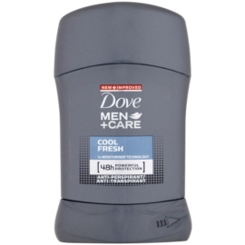 Dove Men+Care Cool Fresh tuhý antiperspitant 48h  50 ml