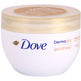 Dove DermaSpa Goodness³ testápoló krém a finom és sima bőrért  300 ml
