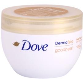 Dove DermaSpa Goodness³ Body Cream for Soft and Smooth Skin  300 ml