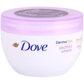 Dove DermaSpa Youthful Vitality crema corporal rejuvenecedora para recuperar la elasticidad de la piel  300 ml
