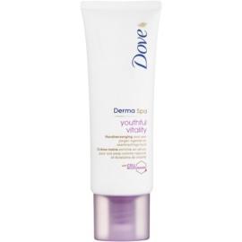Dove DermaSpa Youthful Vitality kézkrém helyreállítja bőr rugalmasságát  75 ml