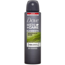 Dove Men+Care Elements Anti - Perspirant Deodorant Spray 48h Minerals + Sage 150 ml