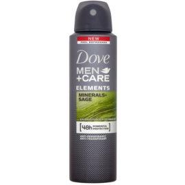 Dove Men+Care Elements déodorant anti-transpirant en spray 48h Minerals + Sage 150 ml