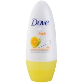 Dove Go Fresh Energize кульковий антиперспірант 48 годин грейпфрут та лемонграсс  50 мл