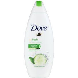 Dove Go Fresh Fresh Touch vyživujúci sprchový gél  250 ml