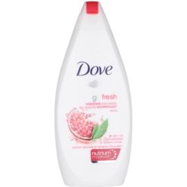 Dove Go Fresh Revive tápláló tusoló gél gránátalma és citromverbéna  500 ml